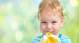 La merienda durante la alimentación infantil