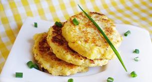 Receta para niños: hamburguesa de coliflor y avena al curry