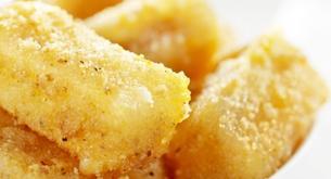 Receta para niños: tofu empanado