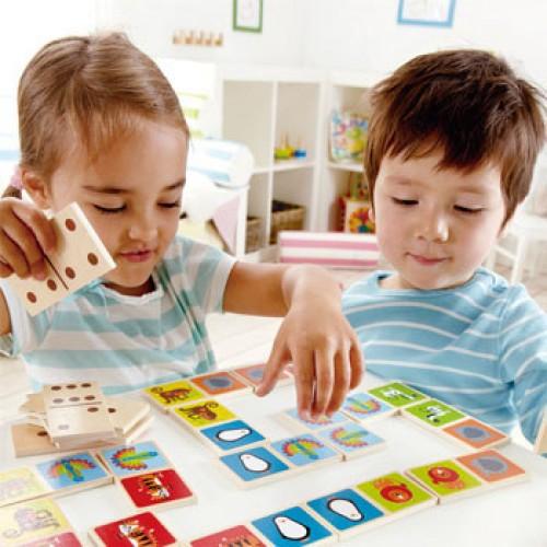 Juegos educativos para niños: juegos para pasar las tardes en casa