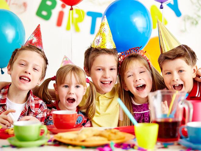 Juegos educativos para niños: juegos para fiestas infantiles
