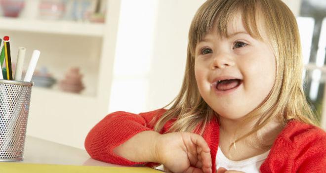 Ejercicios para niños con síndrome de down de 2 a 3 años
