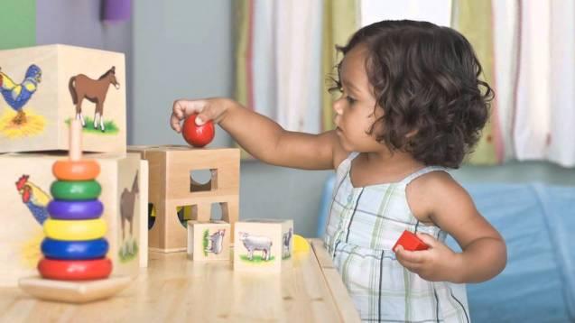 Ejercicios para niños: cómo trabajar la psicomotricidad fina