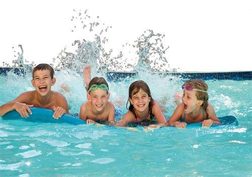 Juegos educativos para niños: juegos para disfrutar de la piscina y el campo