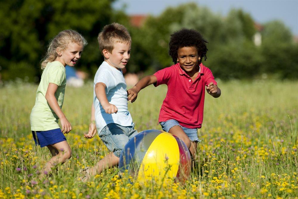 Juegos educativos para niños: juegos para una fiesta de fútbol