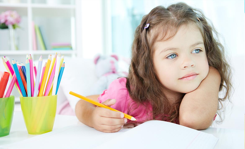 Ejercicios para niños que se distraen con facilidad