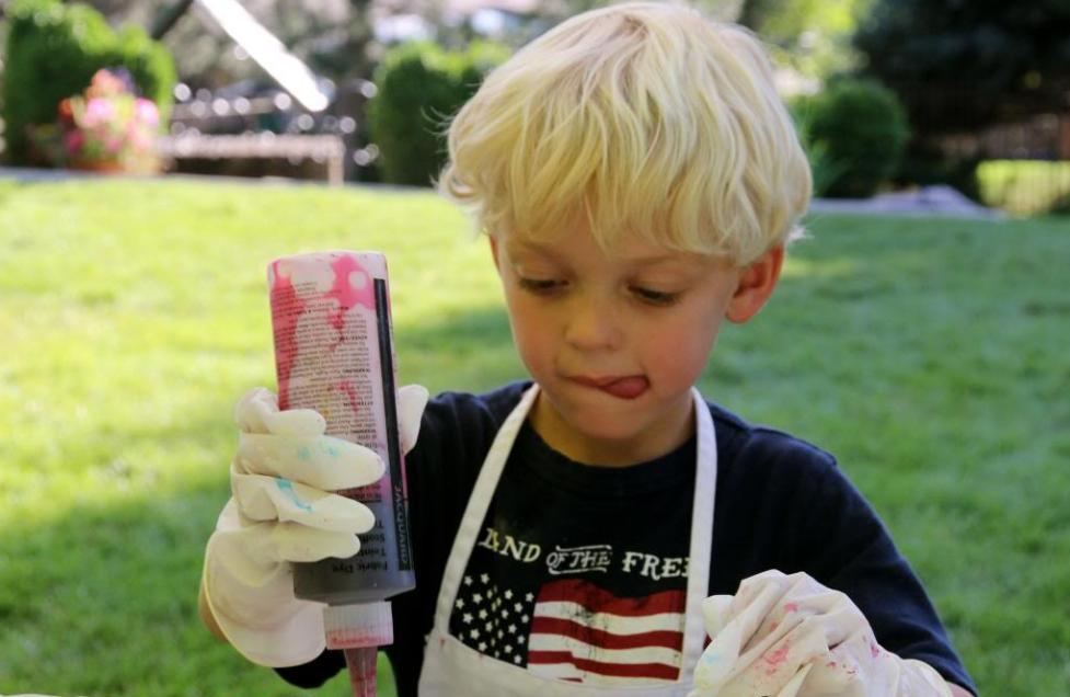 Ejercicios para mejorar la concentración de los niños