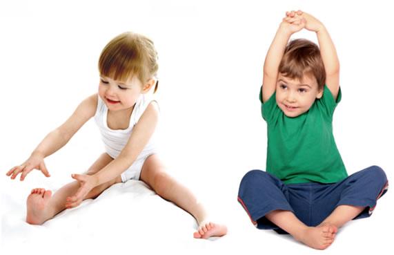 Ejercicios para niños de relajación