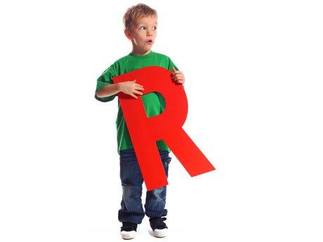 """Ejercicios para niños con problemas para pronunciar la """"R"""""""
