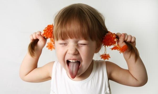 Ejercicios para niños con mala conducta