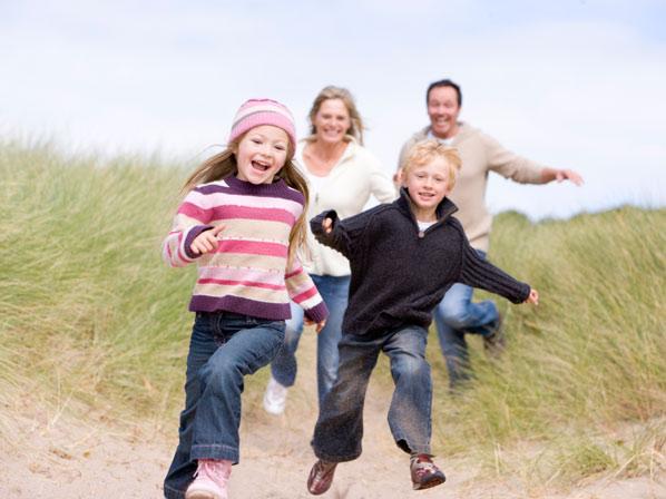 Consejos para salir al campo con tus hijos