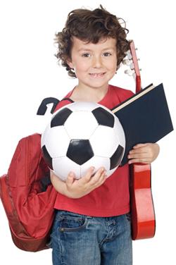 Elegir las actividades extraescolares para tus hijos