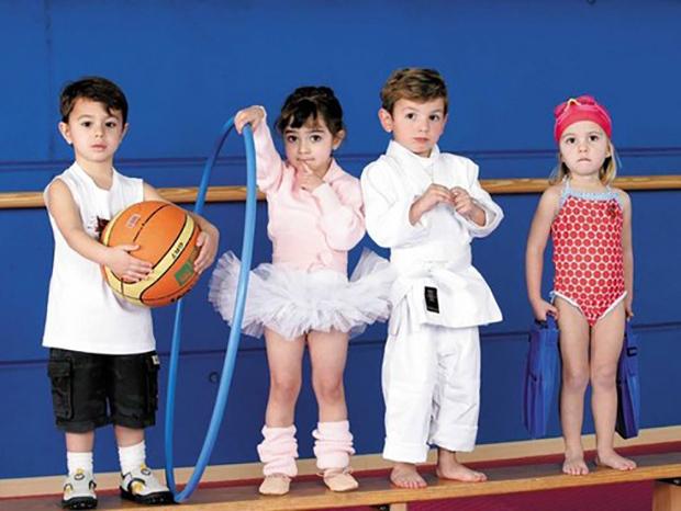 ¿Cómo elegir el deporte más adecuado para tus hijos?