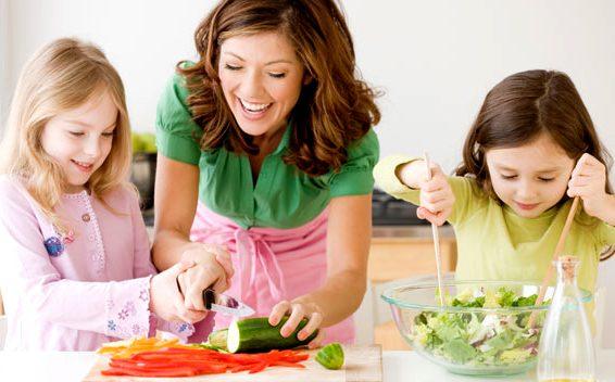 Libros de recetas para madres