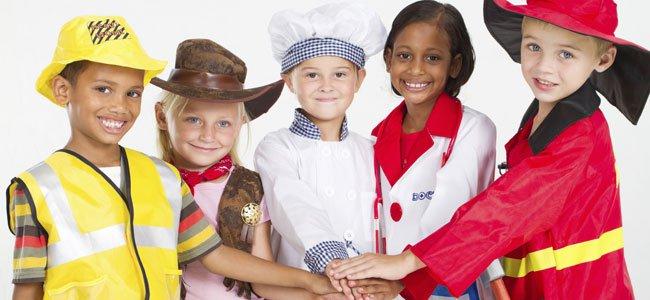 Ideas de disfraces para tus hijos