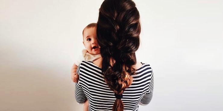 Peinados para madres