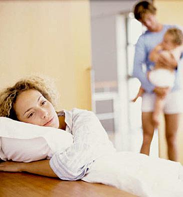 Problemas psicológicos de la maternidad