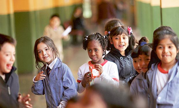 El cuidado de niños inmigrantes