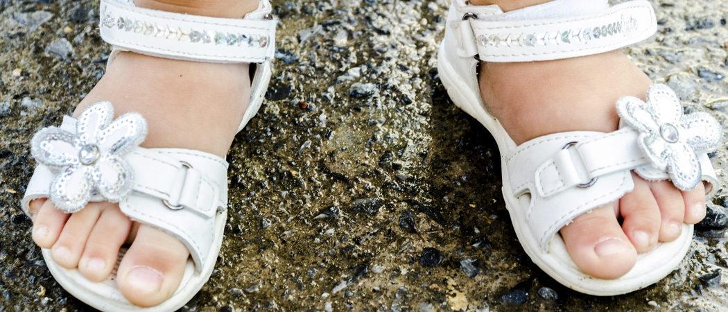 Calzado para niños: elegir el calzado para el verano