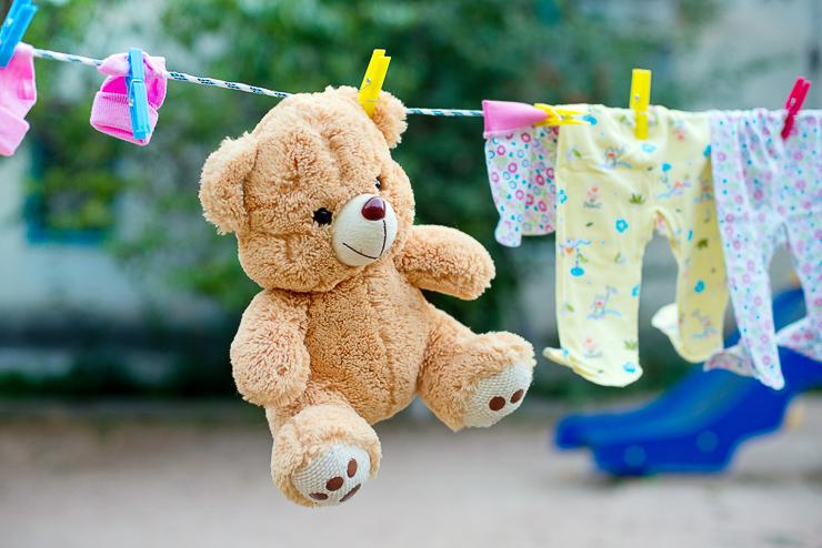 Ropa para niños: cómo cuidar sus prendas
