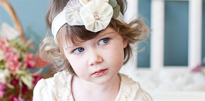Complementos para niños: artículos para el pelo