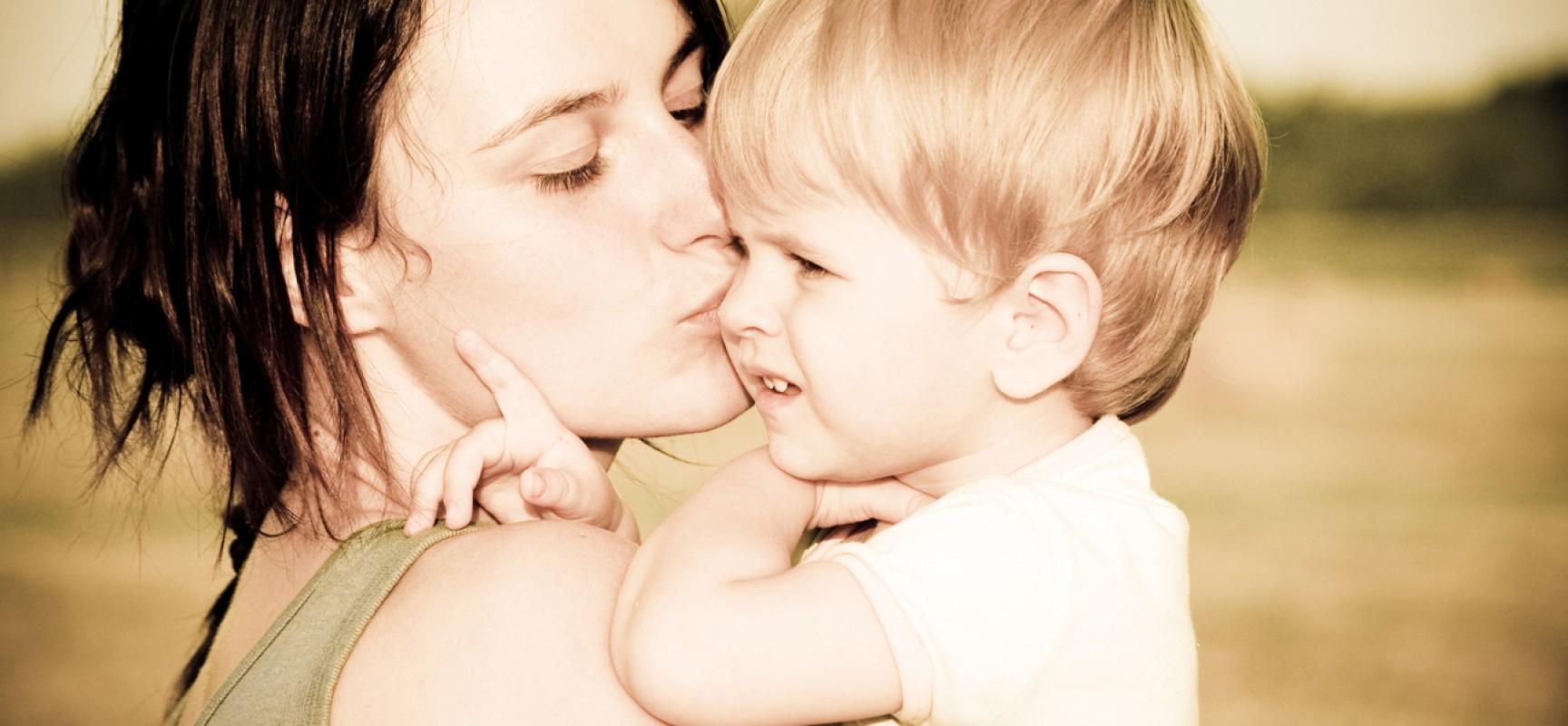 Cómo comportarte con tus hijos