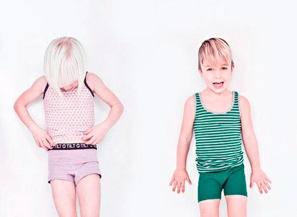 Complementos para niños: ropa interior