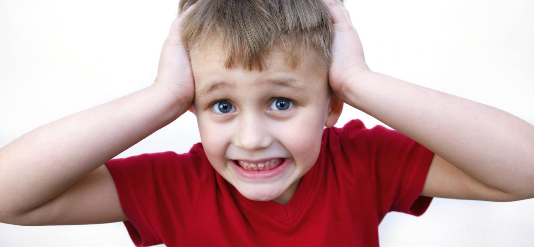 El cuidado de niños con estrés