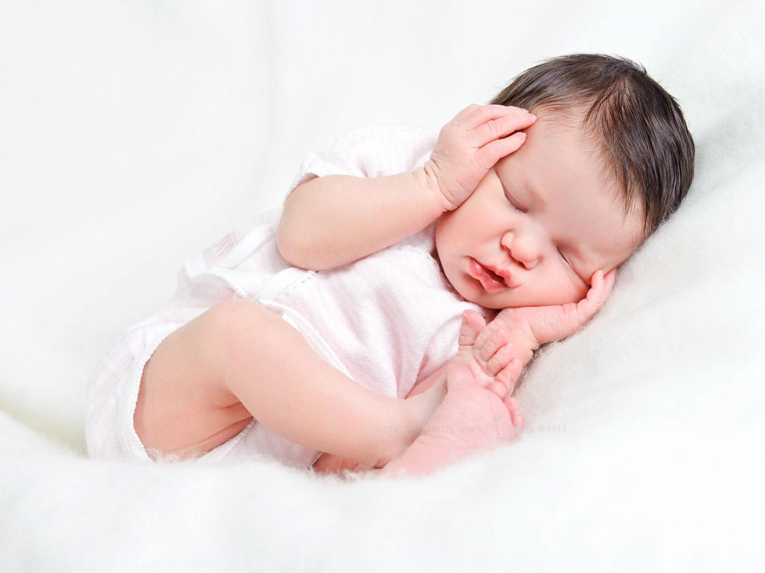 Cuidado de niños recién nacidos