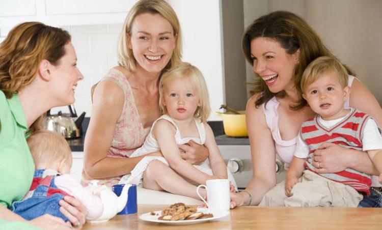 Asociaciones para madres