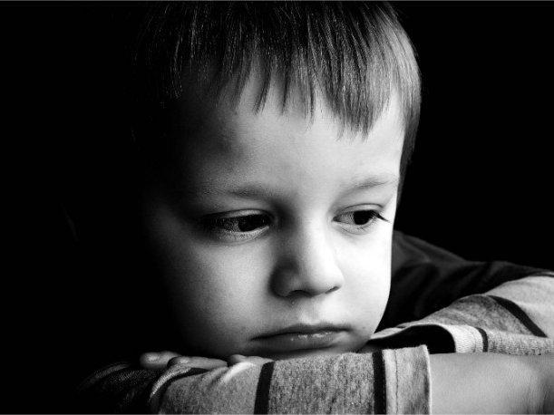 El cuidado de niños con depresión
