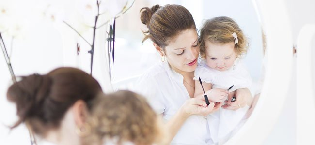 Consejos de belleza para madres ocupadas