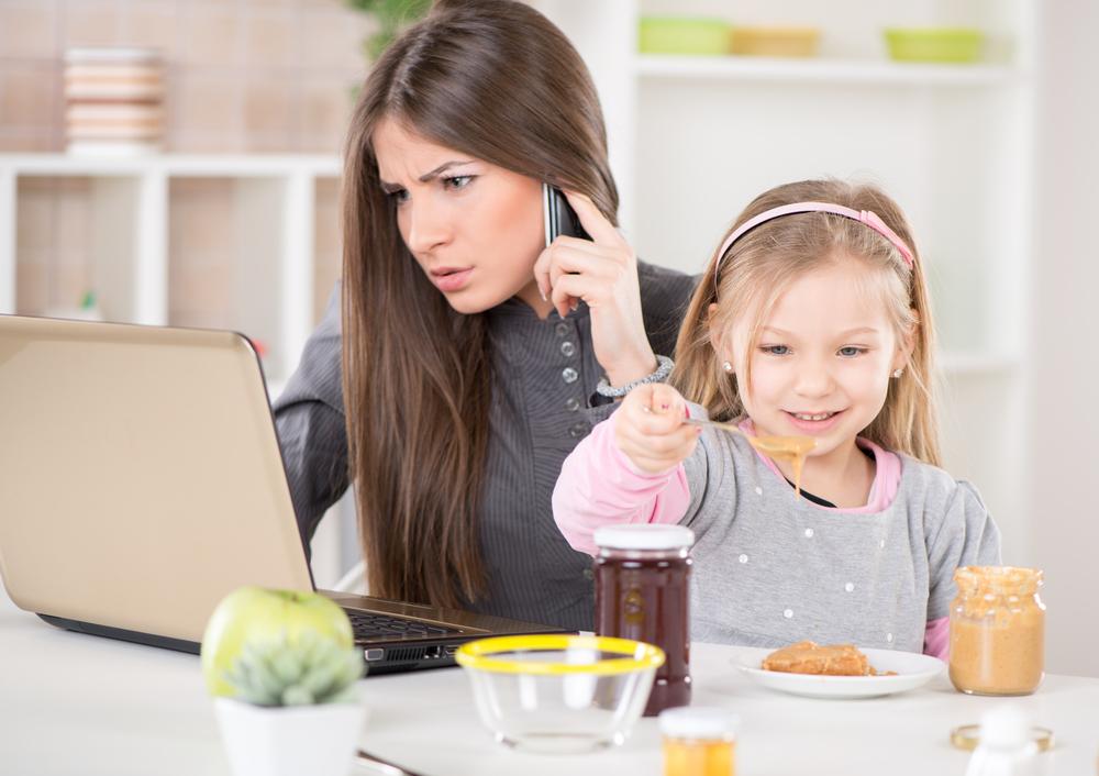 Derechos de las madres
