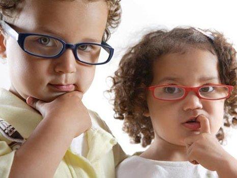 Complementos para niños: las gafas