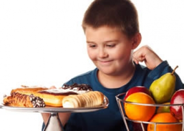 El cuidado de niños obesos