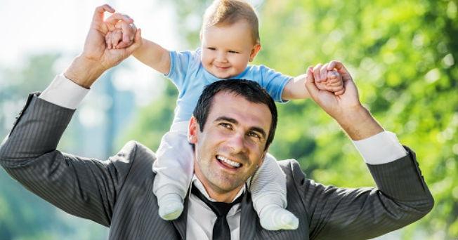 Cuidar de los niños siendo padre soltero