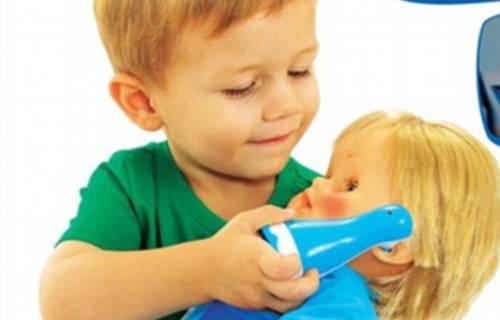 El cuidado de niños homosexuales