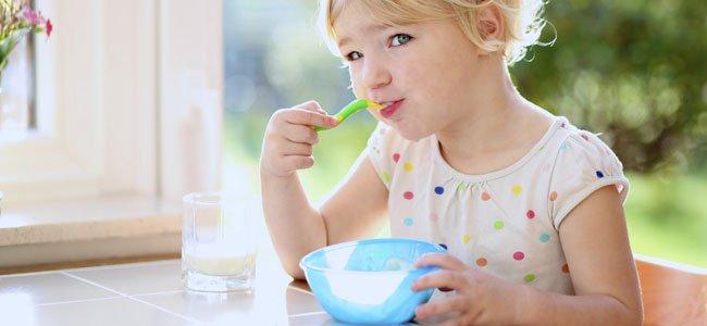 El cuidado de niños celiacos