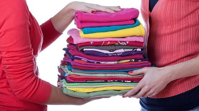 Ropa para niños: qué hacer con la ropa usada