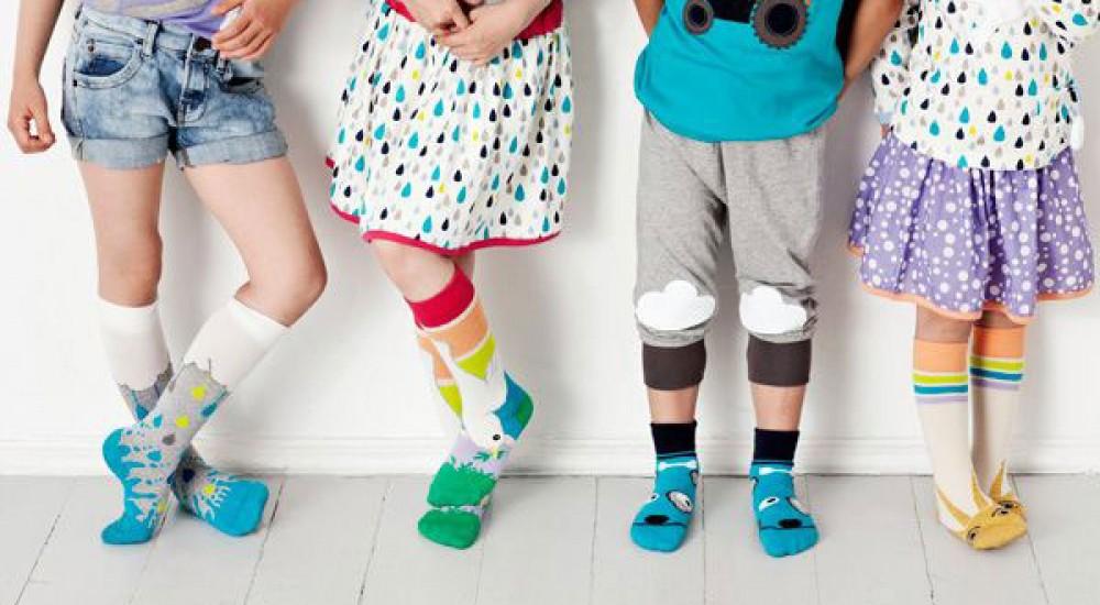 Complementos para niños: calcetines