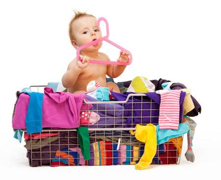 Ropa para niños: cómo reciclar ropa de segunda mano