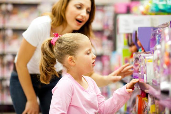Errores que cometemos al comprar juguetes para niños