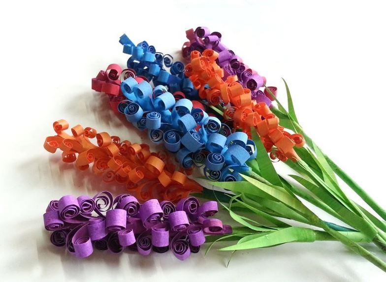 Flores Sencillas De Goma Eva Flores Sencillas De Goma Eva With