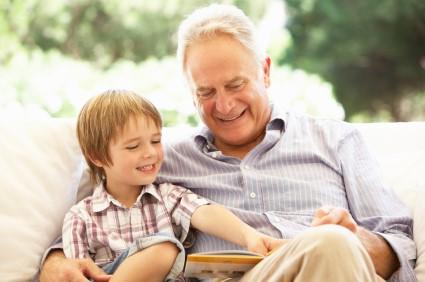 Cuentos clásicos para niños sobre los abuelos
