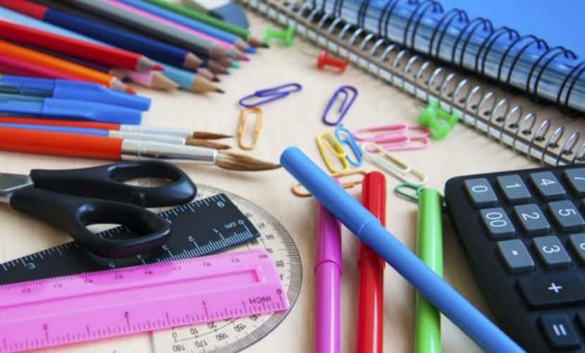 Consejos para cuidar el material escolar para niños