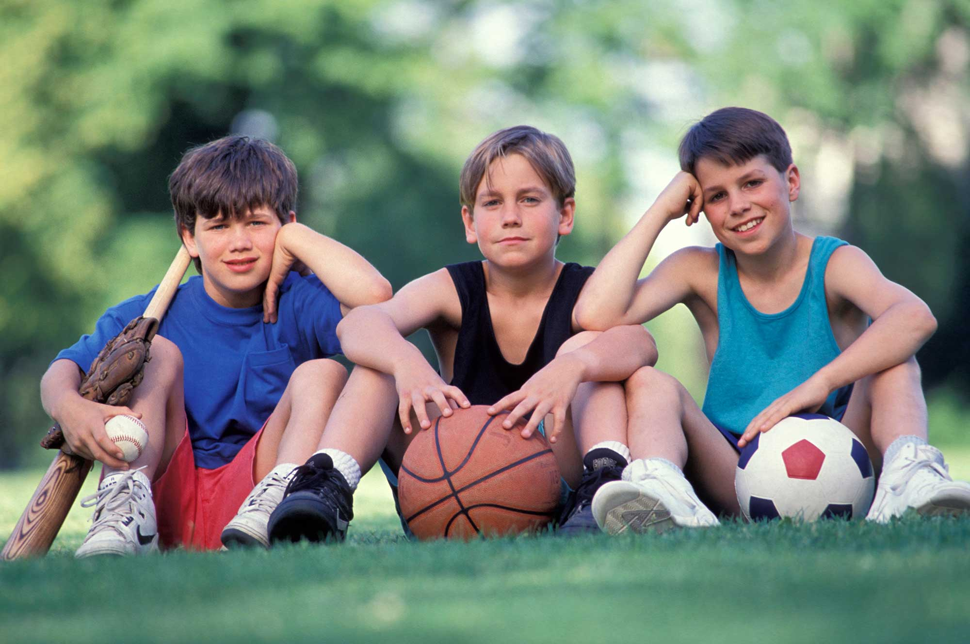 Actividades extraescolares para niños: deporte