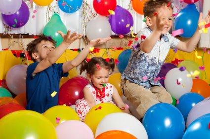 Juegos educativos para fiestas infantiles