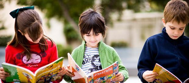 Actividades extraescolares: aprender idiomas