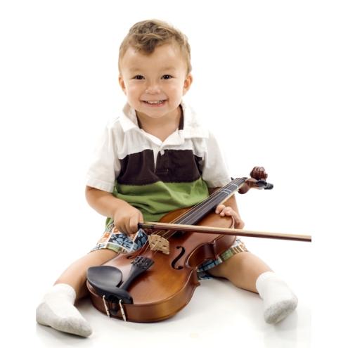 Música para niños: el violín