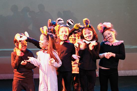 Actividades extraescolares: teatro